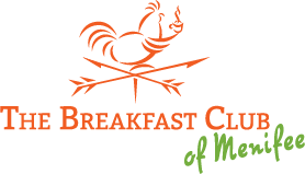 The Breakfast Club of Menifee Logo
